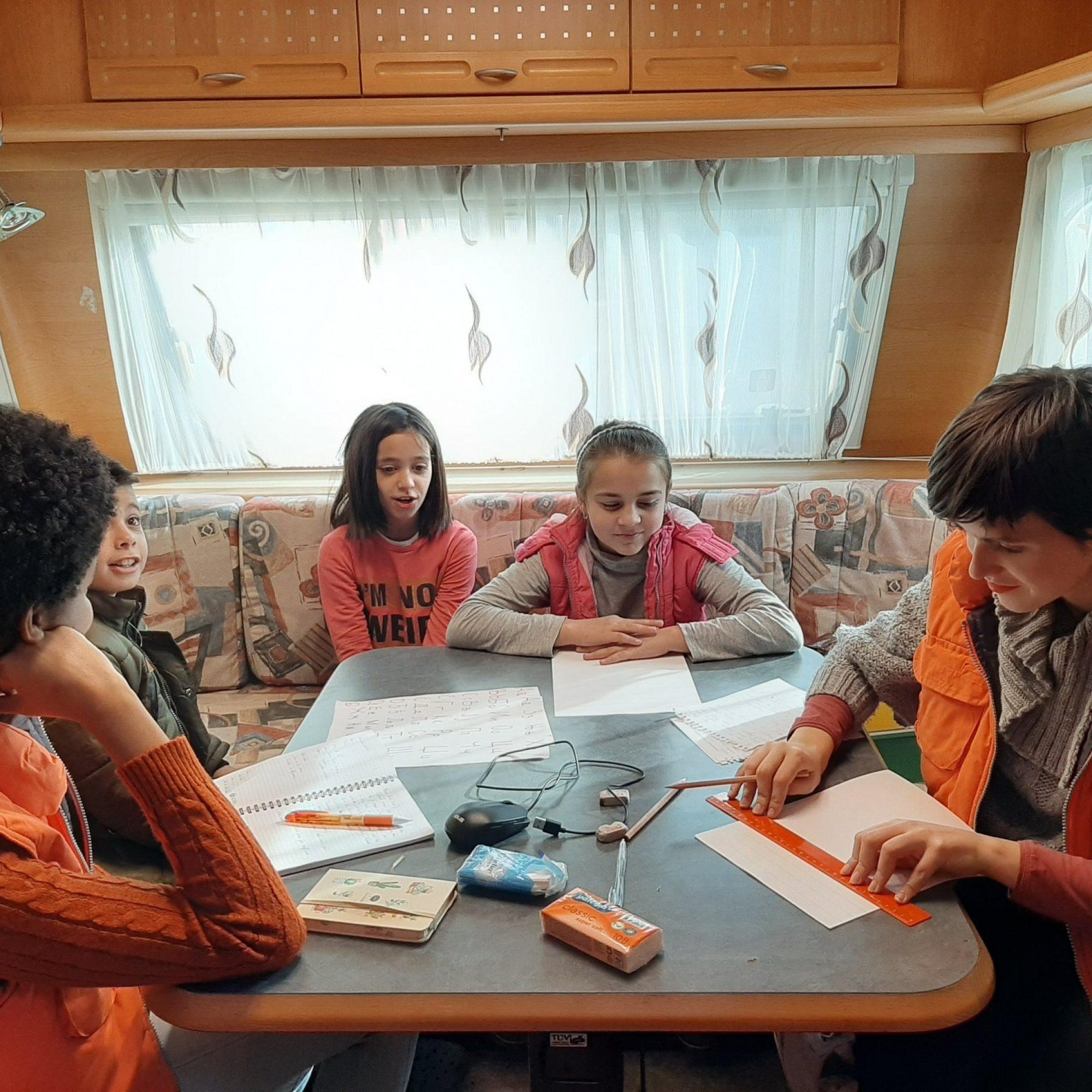 school bus1- ADRA Serbia